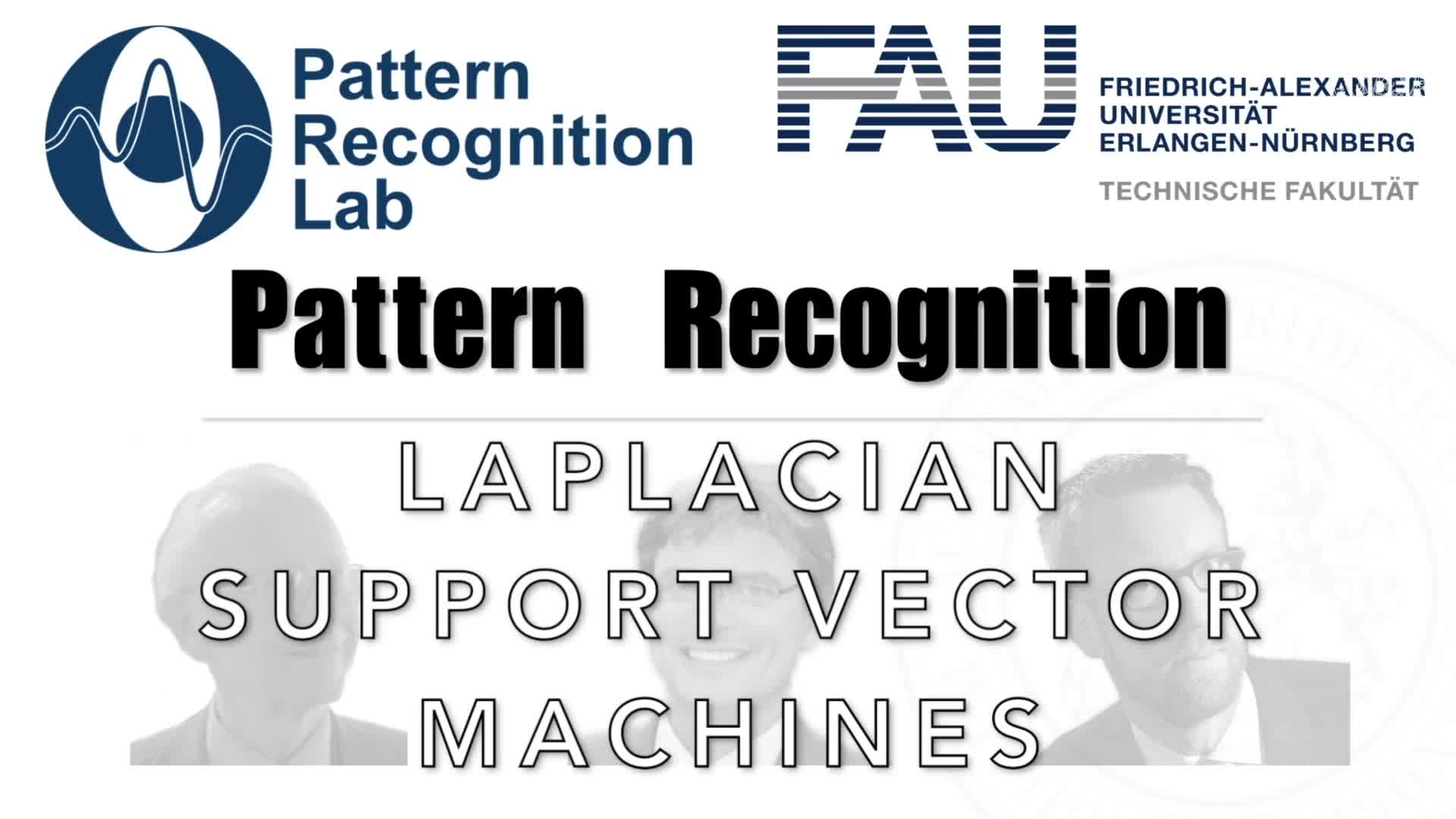 Pattern Recognition [PR] - PR 28 preview image