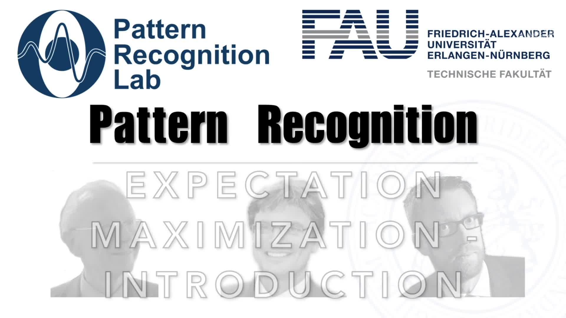 Pattern Recognition [PR] - PR 29 preview image