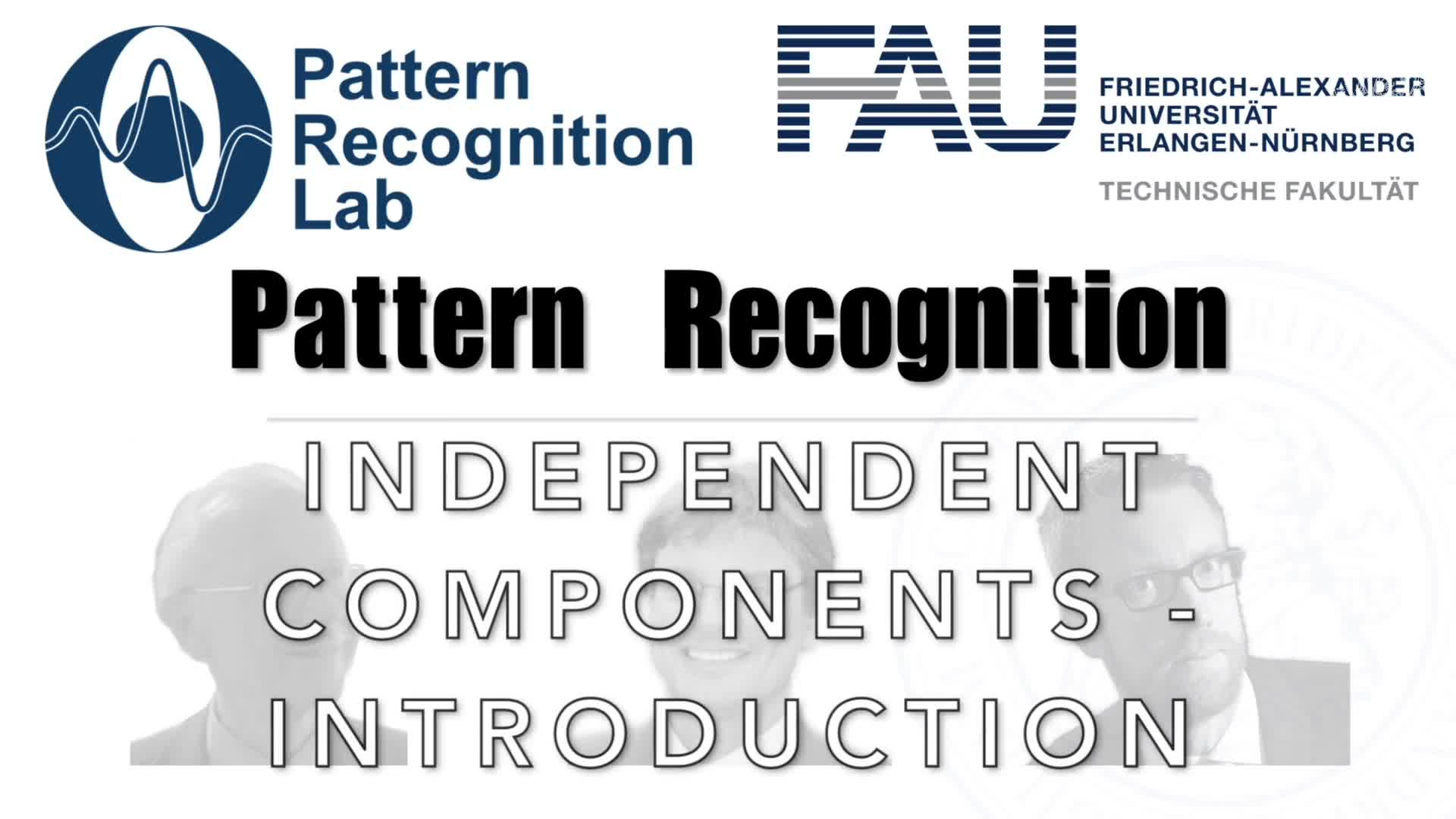 Pattern Recognition [PR] - PR 32 preview image