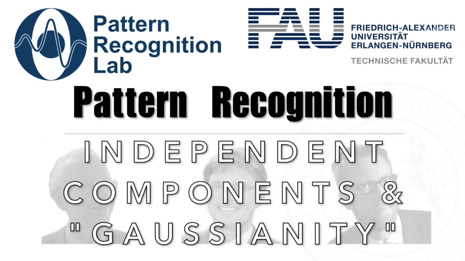 Pattern Recognition [PR] - PR 33 preview image