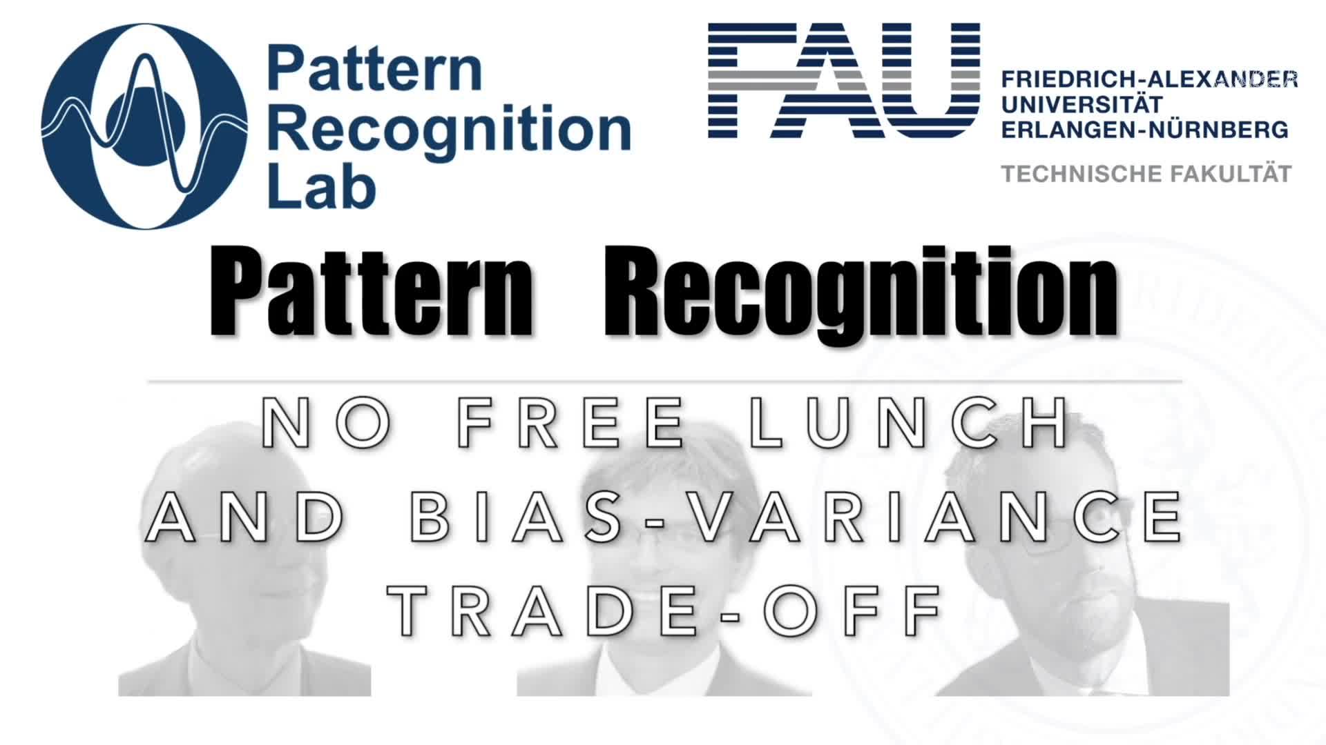 Pattern Recognition [PR] - PR 35 preview image