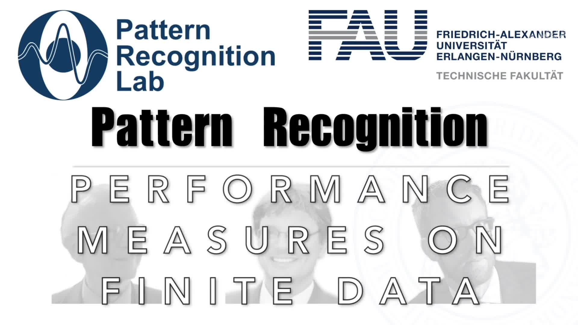 Pattern Recognition [PR] - PR 36 preview image