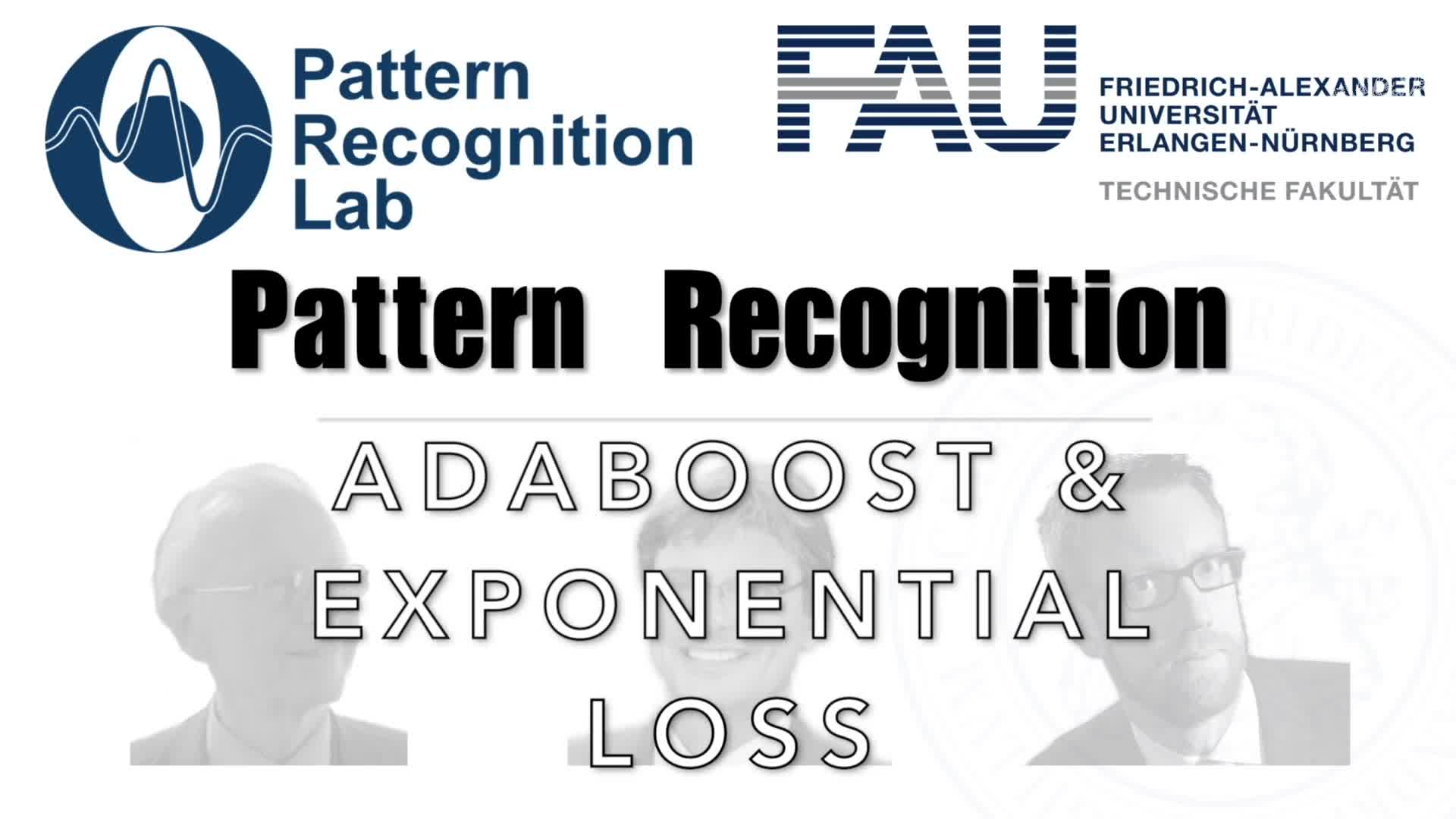 Pattern Recognition [PR] - PR 38 preview image