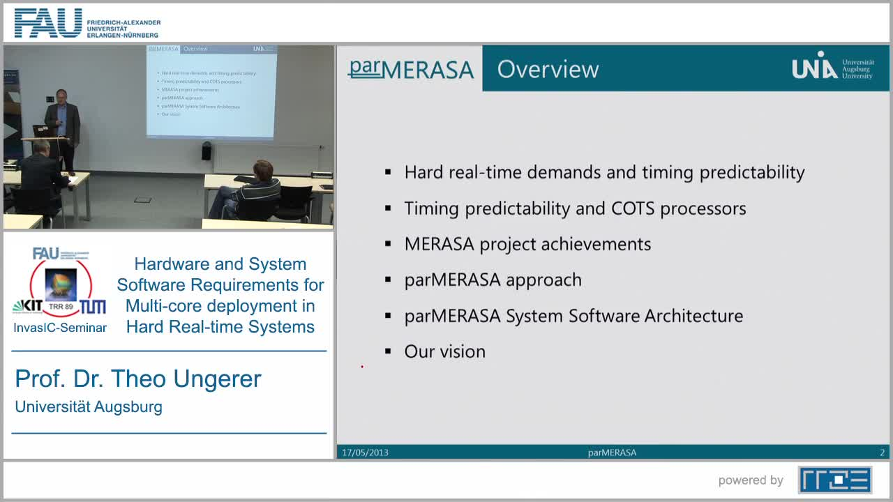 Hardware and System Software Requirements for Multi-core Deployment in Hard Real-time Systems preview image
