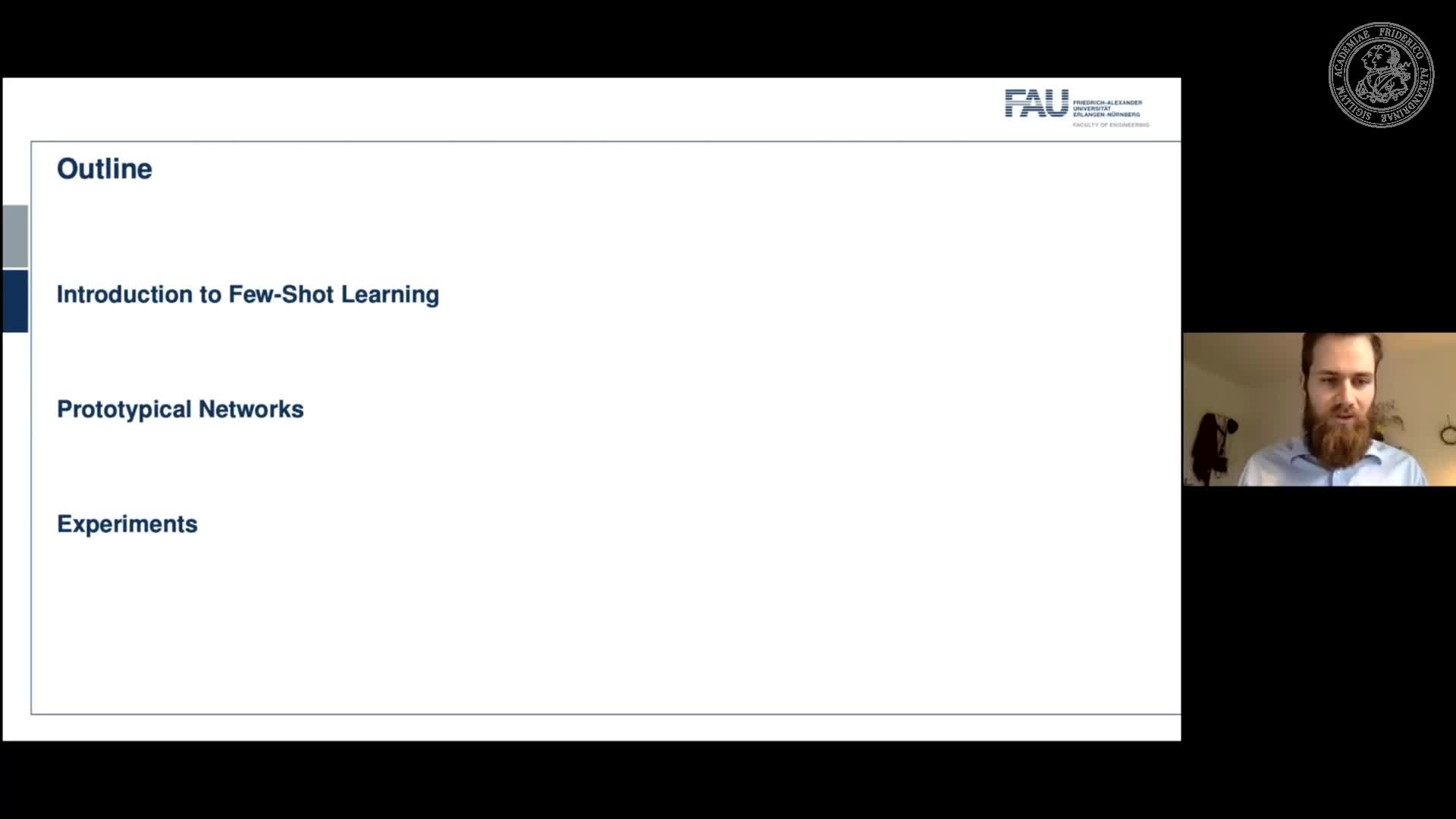 Seminar Meta Learning (SemMeL) - Jonas Utz - Prototypical Networks for Few-shot Learning preview image