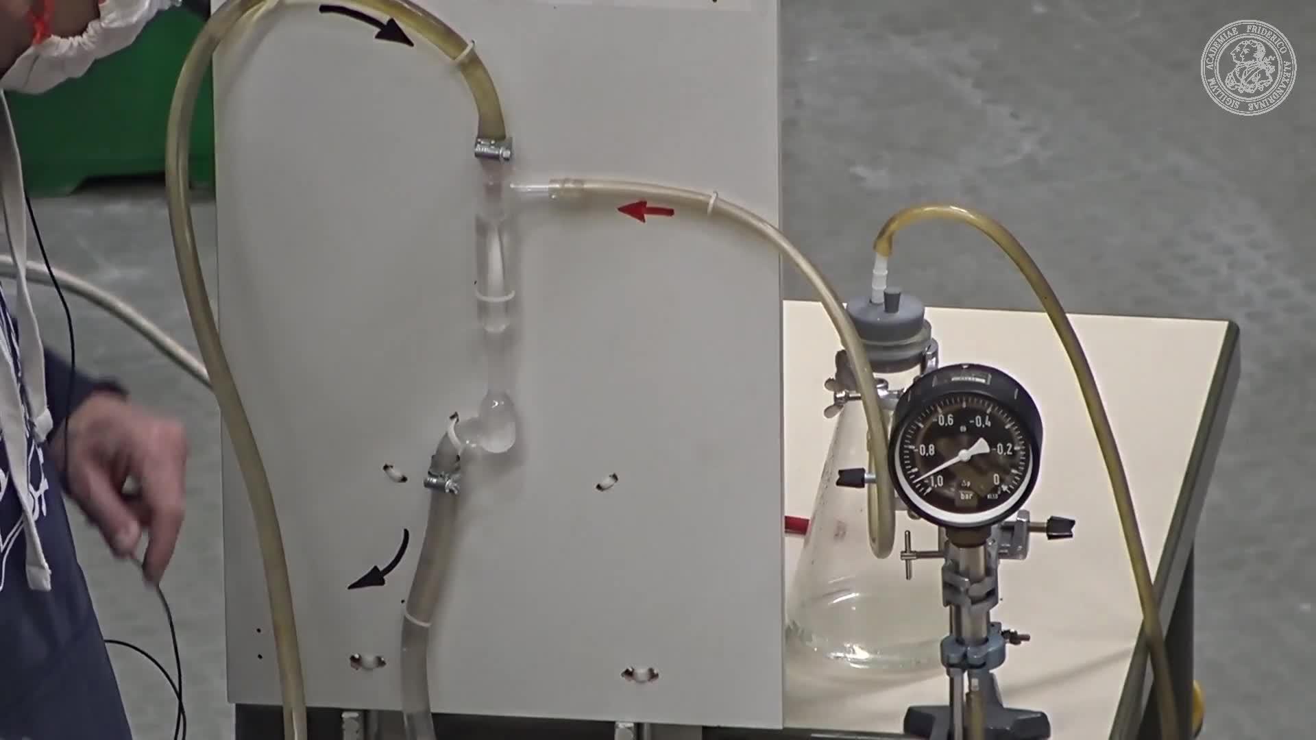 Anwendung der Bernoulli-Gleichung preview image