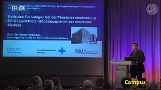 Rolle des Pathologen bei der Therapieentscheidung für zielgerichtete Krebstherapien in der modernen Medizin preview image