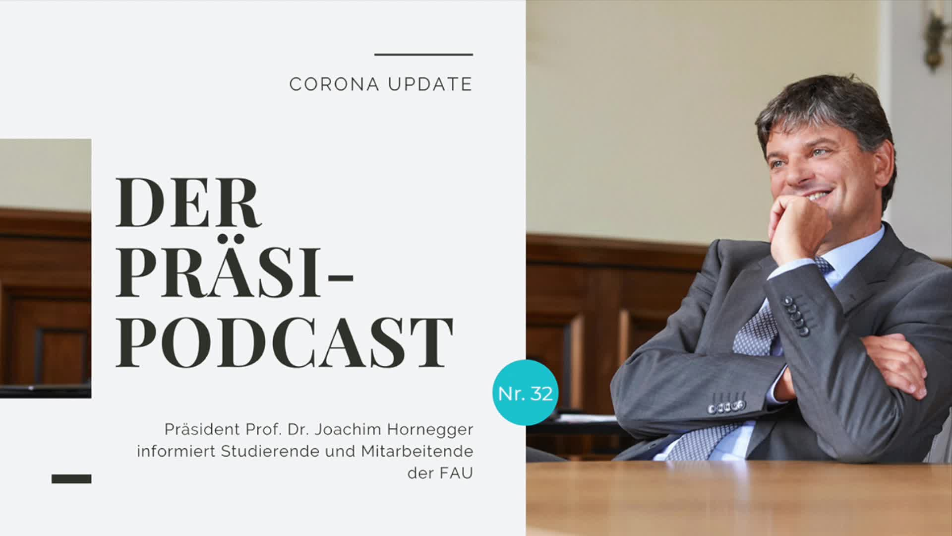 """Der Präsi-Podcast"" vom 26. November 2020 preview image"
