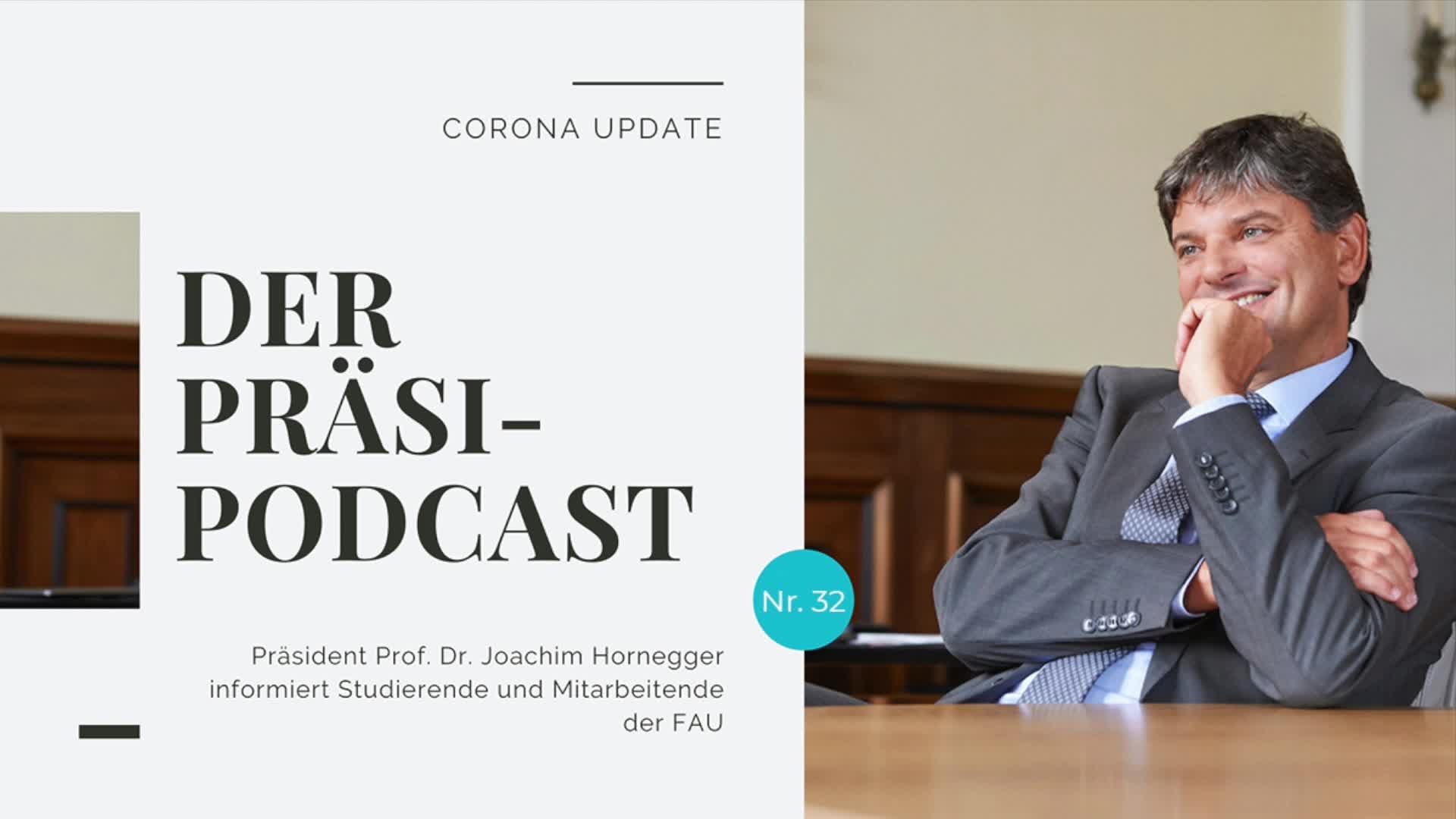 """""""Der Präsi-Podcast"""" vom 26. November 2020 preview image"""