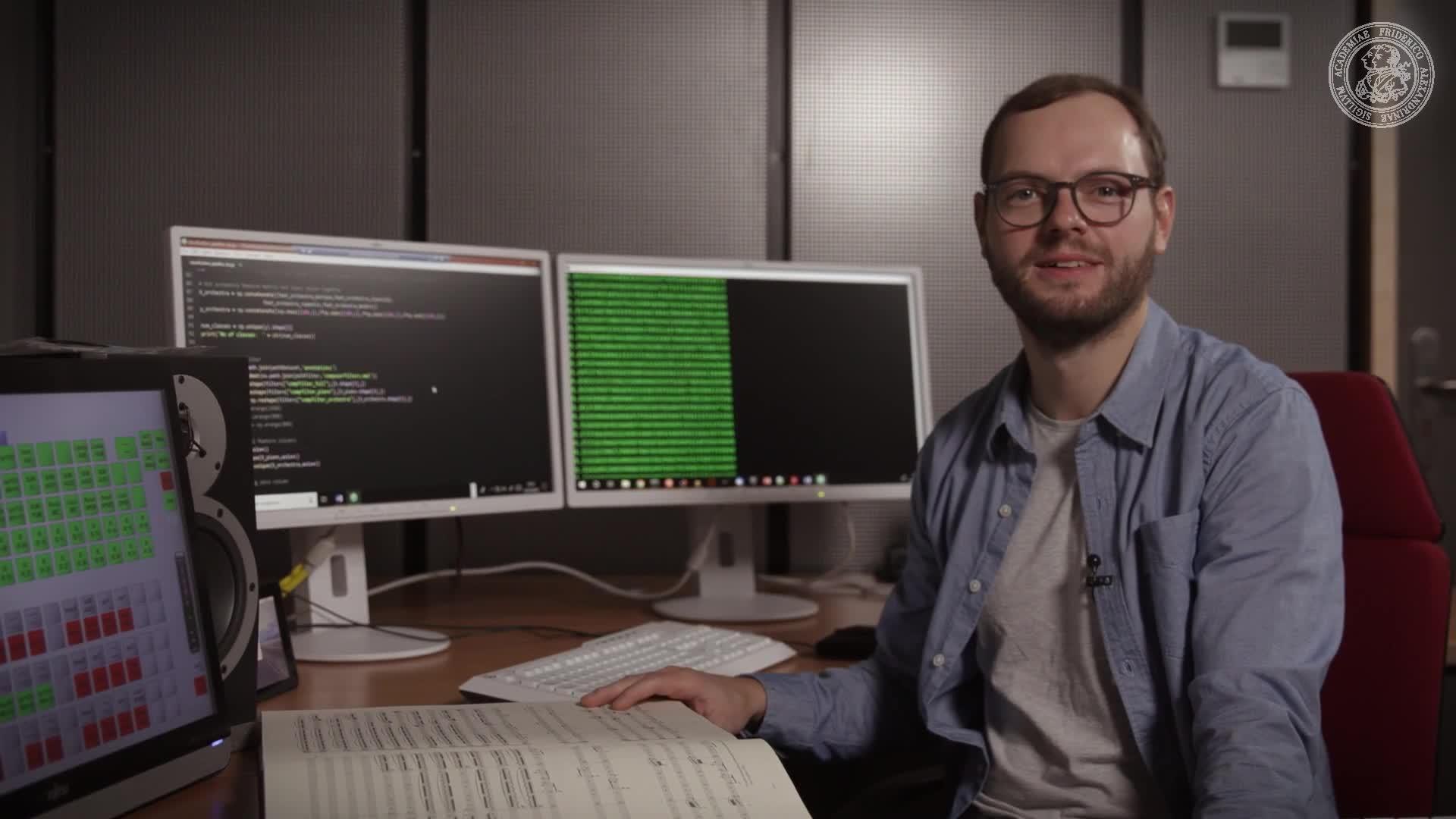 2 Minuten Wissen - Können Computer hören? preview image